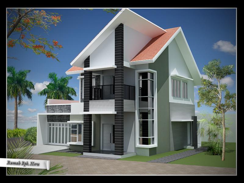 Desain Rumah Minimalis 2 Lantai Ukuran Kecil | Kata Bagus & Desain Rumah Minimalis 2 Lantai Ukuran Kecil \u2013 RumahMinimalisManja